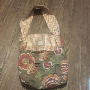 Flipped Bird Reversable bag